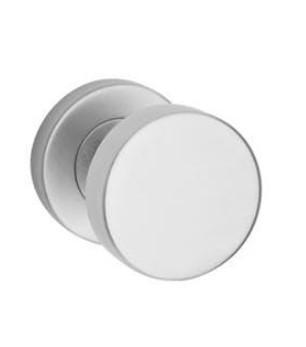 Ручка-кноб Metal-Bud Inox SGO  Круглая нержавеющая сталь (Польша)