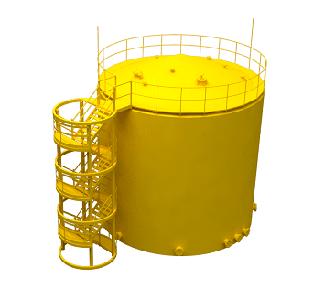 Двустенные промышленные резервуары: назначение и преимущества
