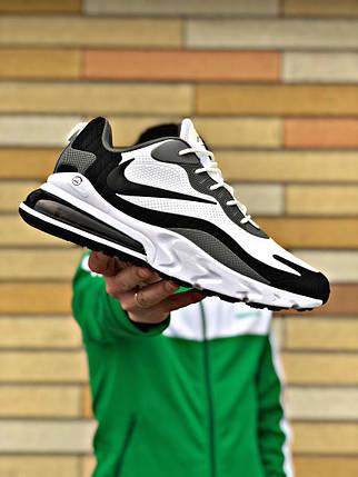 "Кроссовки Nike Air Max 270 React ""Белые"", фото 2"