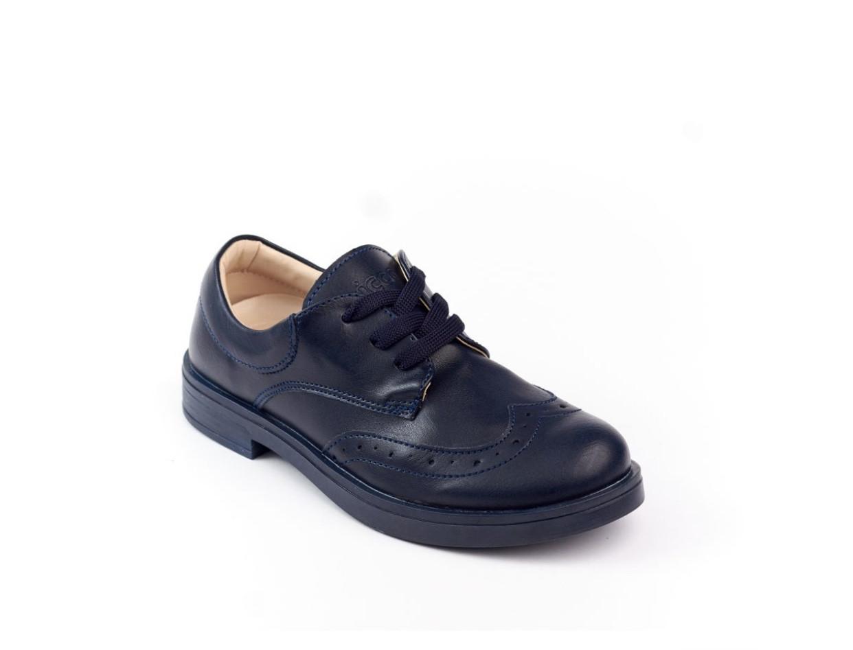 Шкіряні туфлі для хлопчика