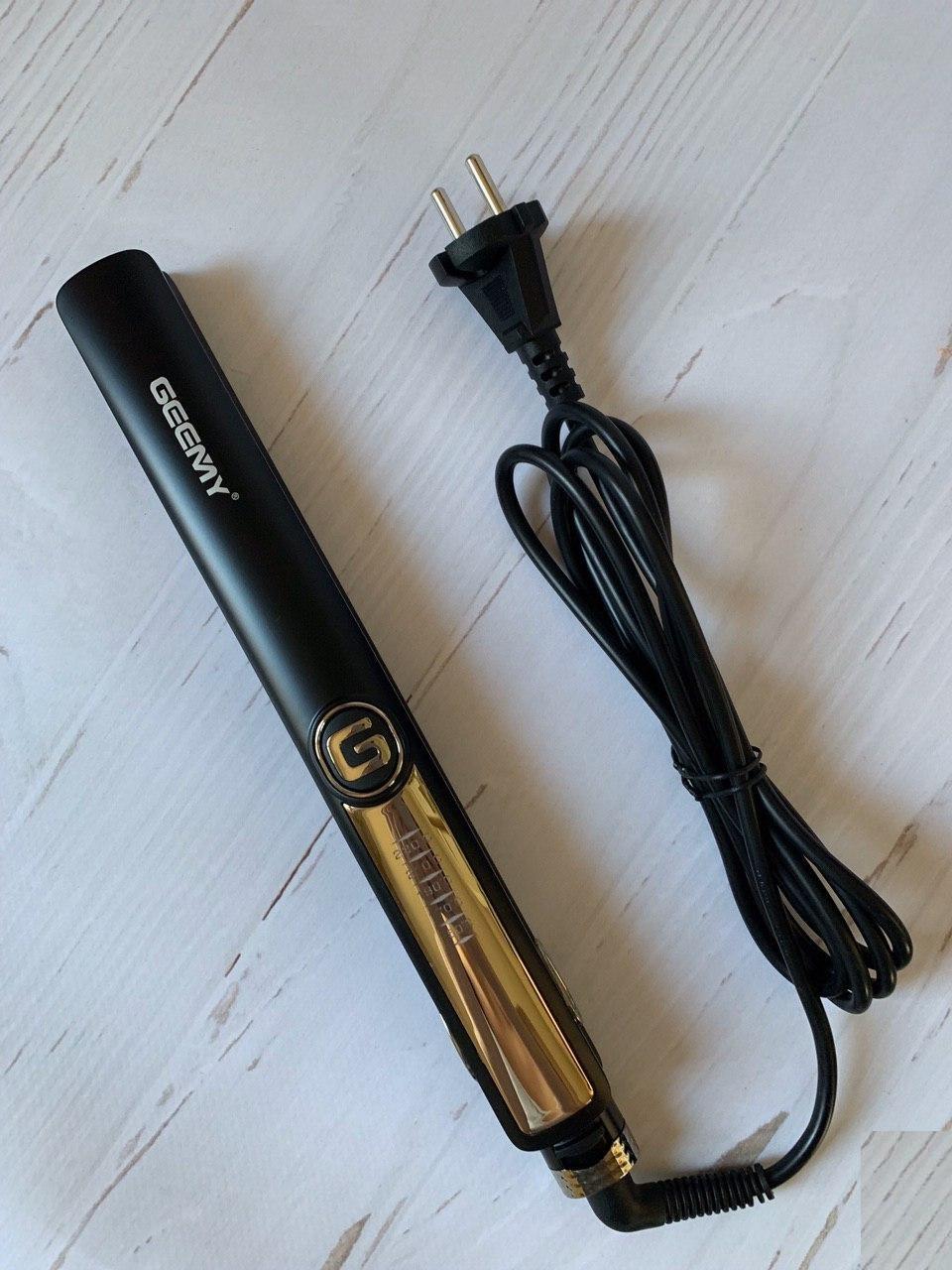 Профессиональная плойка выпрямитель Щипцы для волос Gemei GM-416