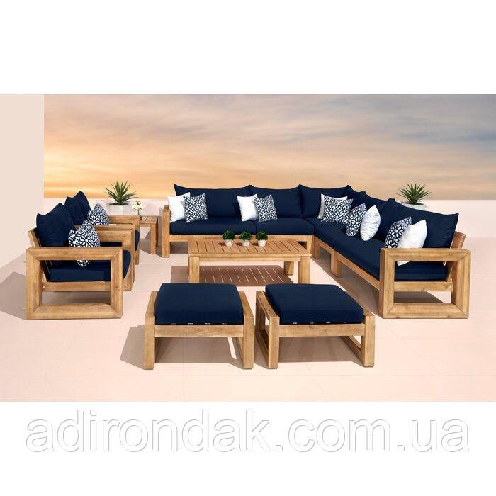 Набор садовой мебели Navy Blue