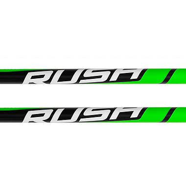Лижні палки Tecnopro Rush 110 Black-Green, фото 2