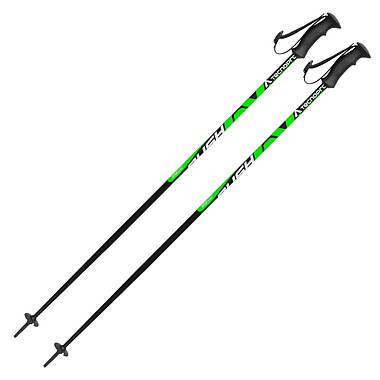Лижні палки Tecnopro Rush 110 Black-Green, фото 3