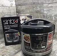 Мультиварка Sinbo SHB-801, 1500 Вт, 12 программ, 6 л + книга рецептов, Мультиварки, Мультиварки