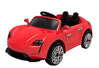Детский электромобиль Tilly FL1718 EVA RED легковая Р/У 2*6V4.5AH мотор 2*25W