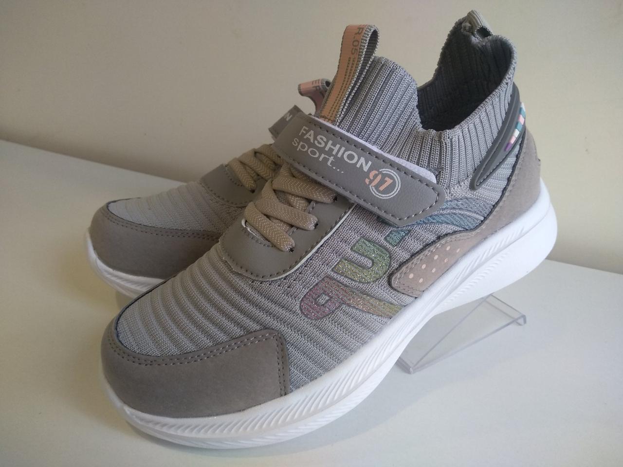 Кроссовки для девочки Tom.m р. 33 (20 см), 35 (21,5 см), 36 (22 см)