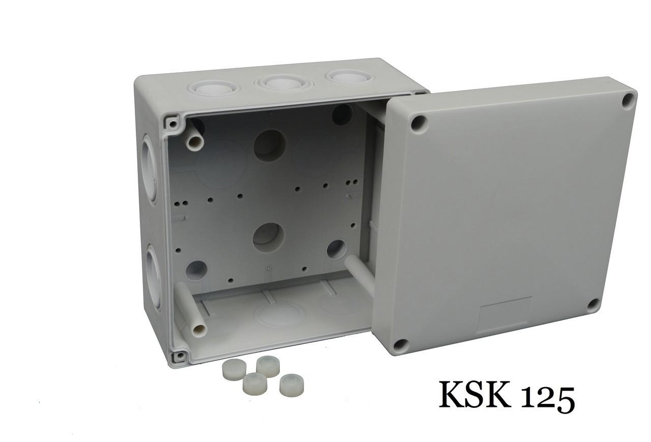 Коробка с защитой KOPOS KSK 125