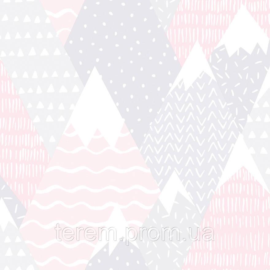 Mountains Pink