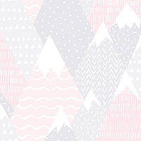 Mountains Pink, фото 1