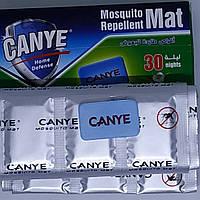 Пластины от комаров CANYE 30 ночей (набор 30 шт)