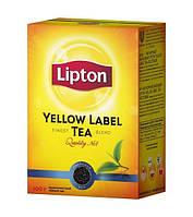 Чай черный Чай Lipton Yellow Label листовой 100г