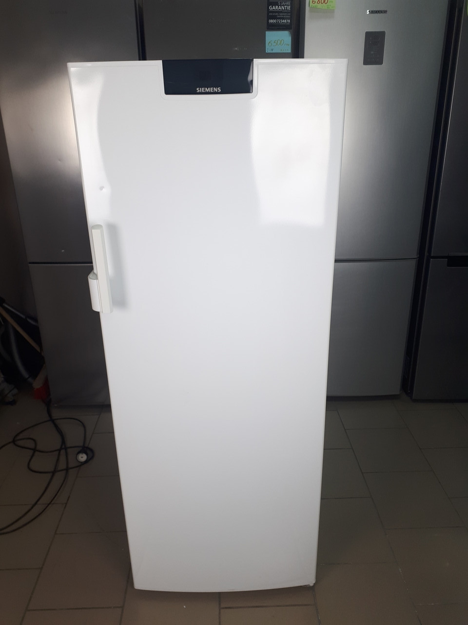 Морозильная камера  SIEMENS А+++ оригенал с Германии GS24NA21