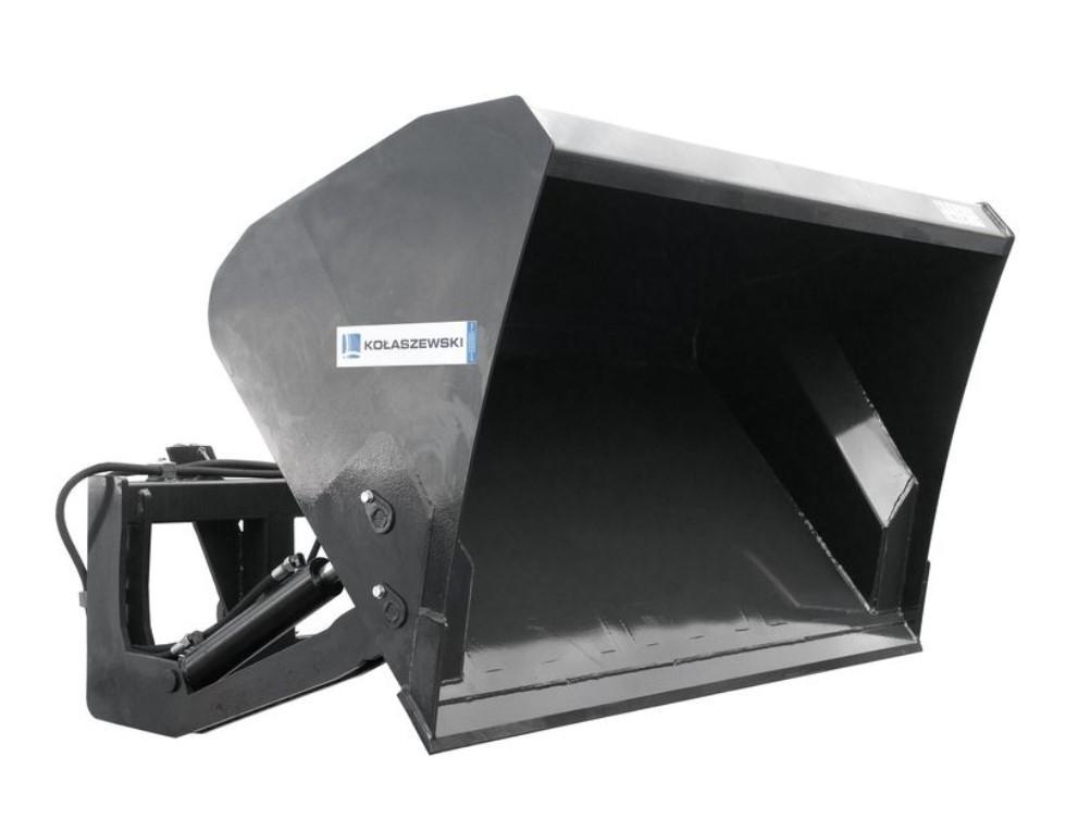 Ковш высокой разгрузки для телескопического погрузчика Kolaszewski XLHTB250