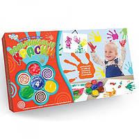 Детский набор Пальчиковые Краски 07225, фото 1