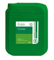 Сокар, 20л - СПЛОШНОЙ гербицид (аналог Раундапа) (аммонийнаная соль глифосата — 436 г/л). Alfa Smart Agro