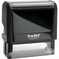 Оснастка для штампа Оснастка для штампа пластмассовая 70х25мм original Trodat 4915