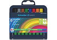Фломастеры Набор мини фломастеров LINK-IT Schneider S19209
