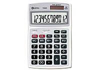 Калькулятор настольный 12 разрядов Optima O75530