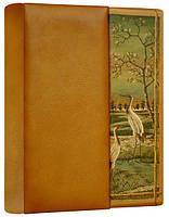 Aльбом для фотографий Альбом для фотографий, натуральная кожа А5, Foliant EG348