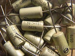 Резистор С5-16В 0.39 Ом 5%