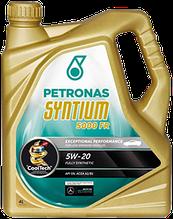 Моторное масло Petronas Syntium 5000 FR 5W-20 (4L)