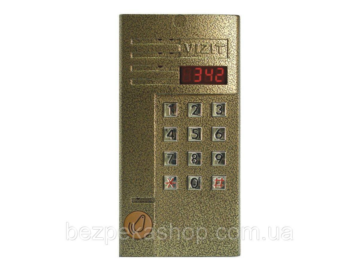 Vizit БВД-343R дверной блок подъездного домофона