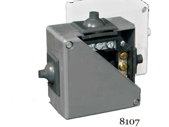 Коробка с сальниками и клеммником KOPOS 8107