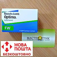 Контактні лінзи Bausch + Lomb, Optima FW, фото 1