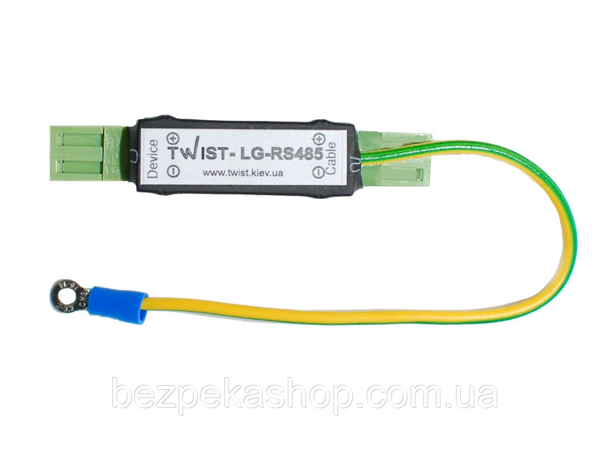 Twist LG-RS485 устройство защиты порта RS-485 от наведенных импульсных напряжений (грозозащита)