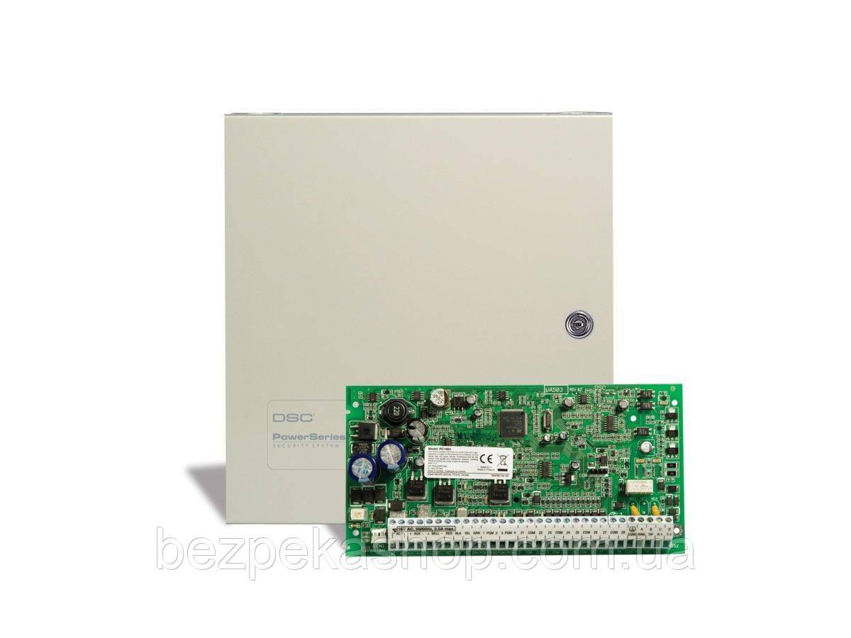 DSC PC-1864-NK прибор приемо-контрольный (без клавиатуры)