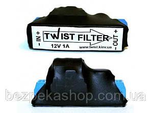 Twist Filter фильтр по питанию для подавления помех от импульсных БП DC
