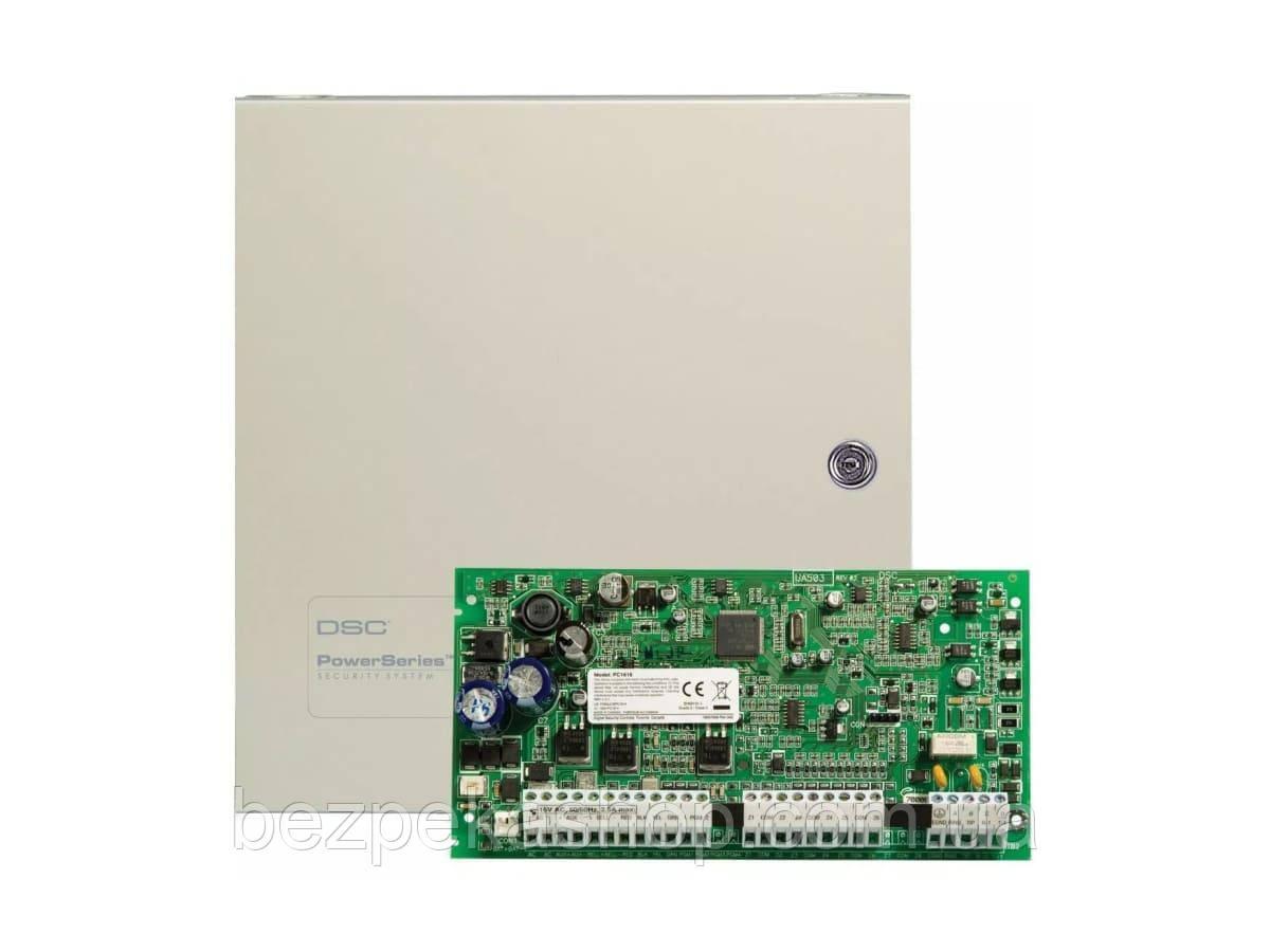 DSC PC-1404 прибор приемо-контрольный