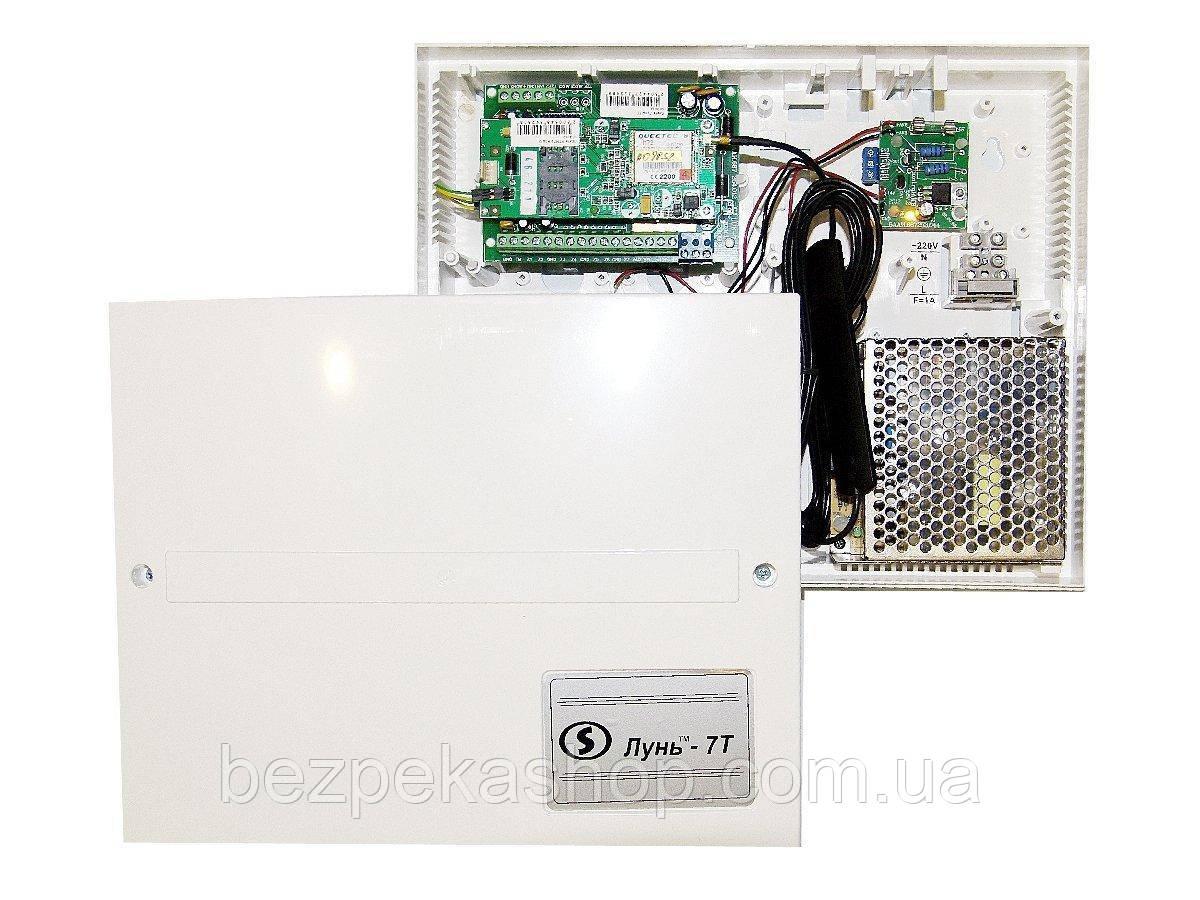 ОиБ Лунь-11 прибор приемо-контрольный
