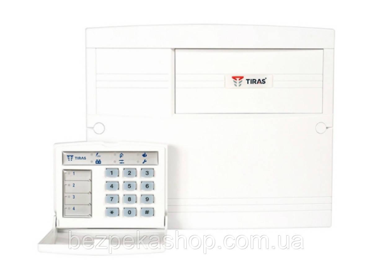 Тирас Орион 4Т3.2 прибор приемо-контрольный с клавиатурой