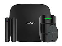 Ajax HUB StarterKit black комплект системы безопасности, фото 1