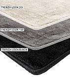 Ковер TRENDY SHINY 100 серый вискоза 200x300 см Sitap (бесплатная адресная доставка), фото 4
