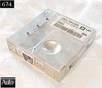 Электронный блок управления (ЭБУ) Opel Tigra-A 1.4 16V 94-95г.(X14XE)