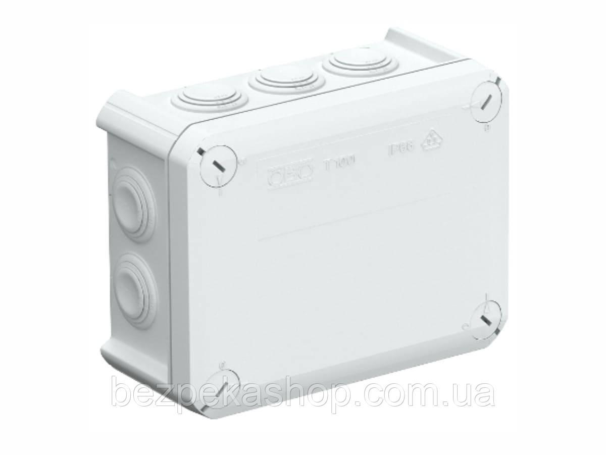 OBO Betterman T100 распределительная коробка со вставным уплотнителем