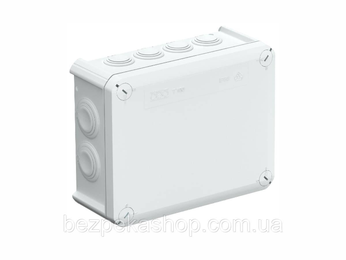 OBO Betterman T160 распределительная коробка со вставным уплотнителем