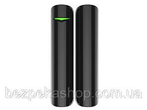 Ajax DoorProtect strong black датчик магнитно-контактный (геркон) беспроводной