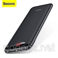 Павербанк с экраном и фонариком Baseus 10000 mAh