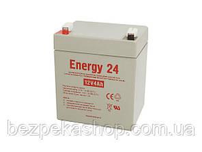 Energy24 Аккумулятор свинцово-кислотный 12V4AH