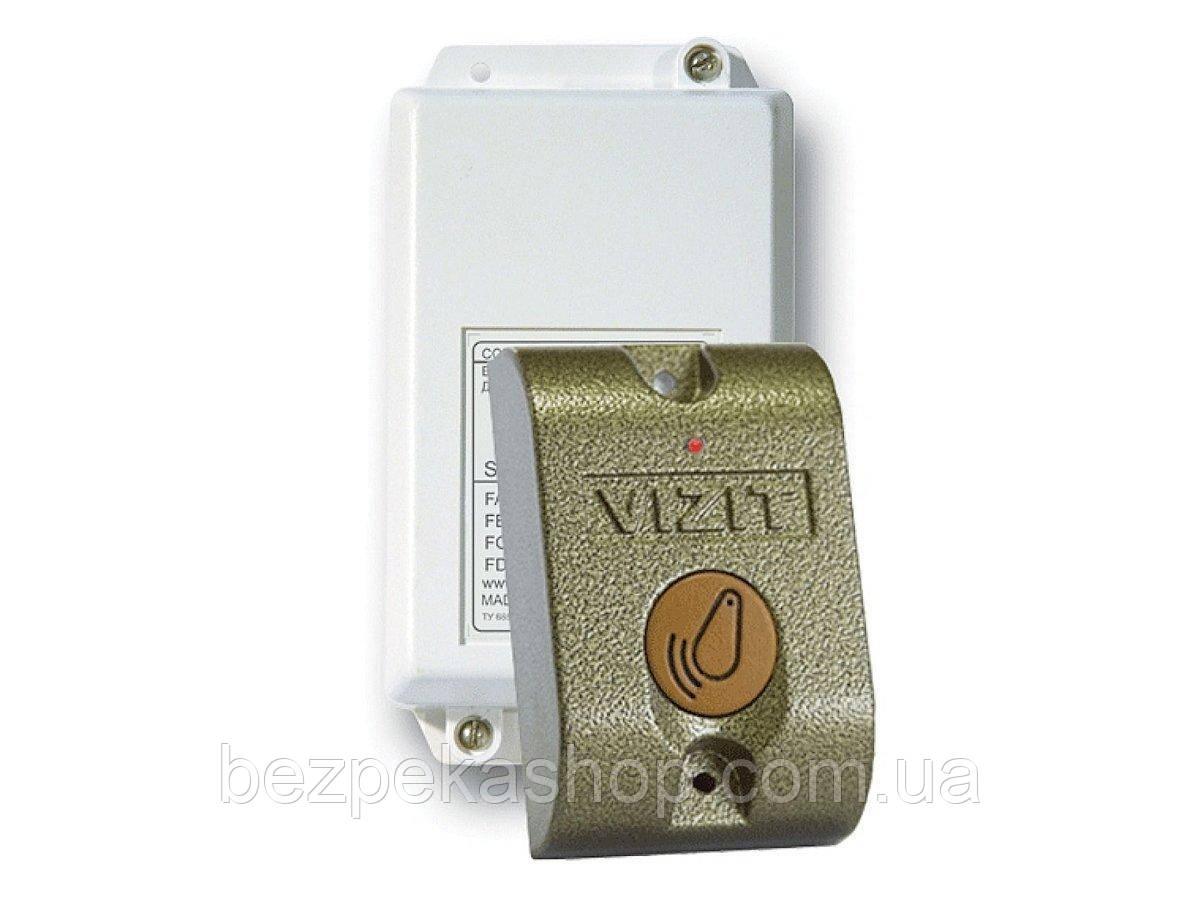Vizit КТМ-600-R контроллер доступа и считыватель RF ключей