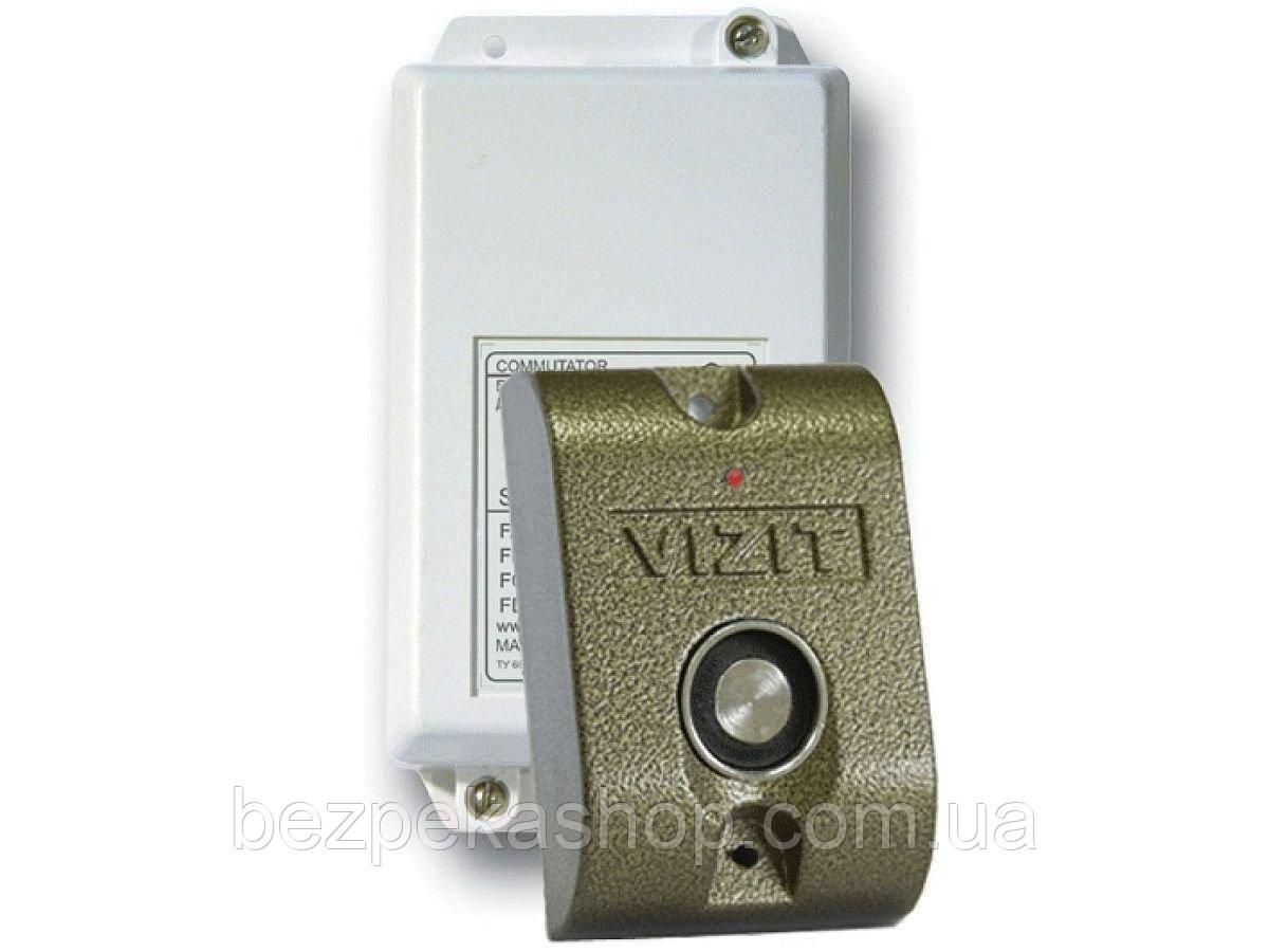 Vizit КТМ-600-М контроллер доступа и считыватель TM ключей