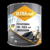 """Грунтовка алкидная ПФ-021 эпи """"UTRA Tone"""" Красно Коричневая 2,8кг"""