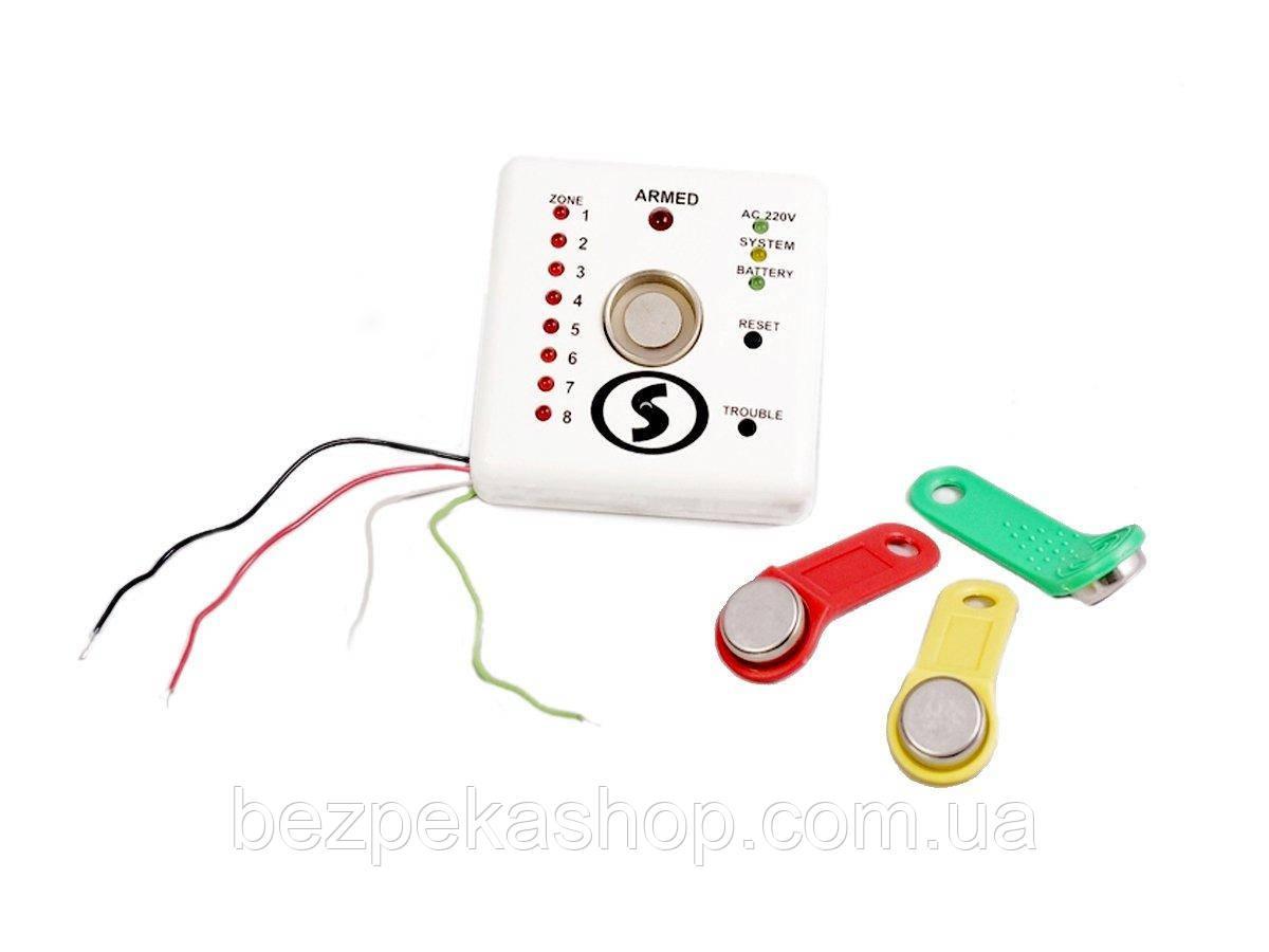 ОиБ Линд-7 прибор приемо-контрольный (комплект)