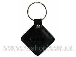 Vizit RF2.2 (черный) ключ-брелок кожаный