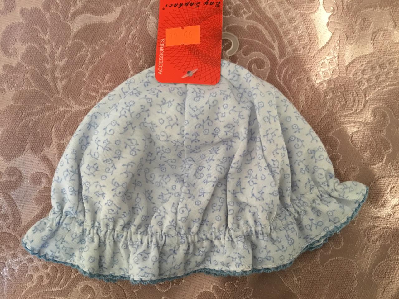 Детская шапочка-панамка для младенца