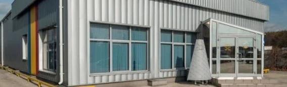 Панель 315 мм тип (Р, V) - 0,50 мм 9006  Arcelor Mittal